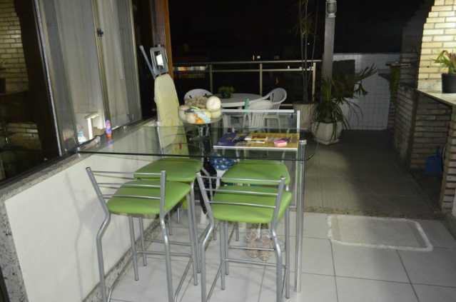 10363646_712907032086531_55131 - Cobertura à venda Rua Mário Agostinelli,Jacarepaguá, Rio de Janeiro - R$ 930.000 - PECO30036 - 24