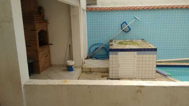 IMG-20150930-WA0064 - Casa em Condomínio à venda Rua Félix Crame,Pechincha, Rio de Janeiro - R$ 450.000 - PECN30008 - 22