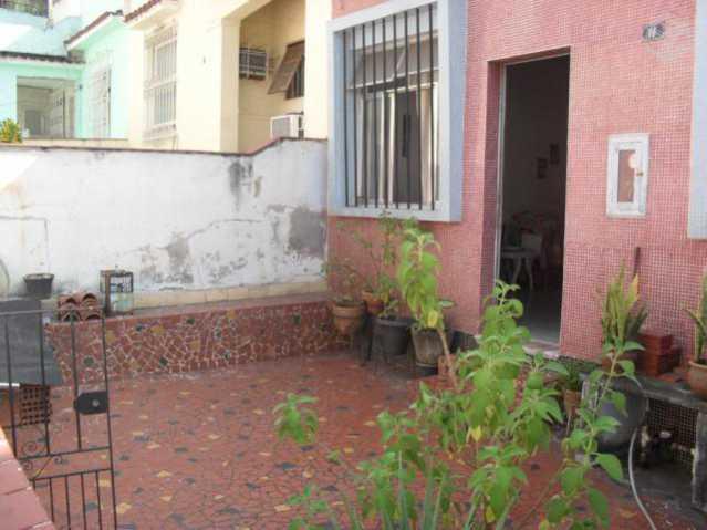 casa de vila fachada - Casa de Vila Avenida Dom Hélder Câmara,Maria da Graça,Rio de Janeiro,RJ À Venda,2 Quartos,70m² - PSCV20020 - 1