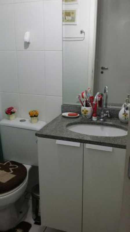 086522012130426 - Apartamento à venda Estrada do Tindiba,Pechincha, Rio de Janeiro - R$ 370.000 - PEAP20519 - 8