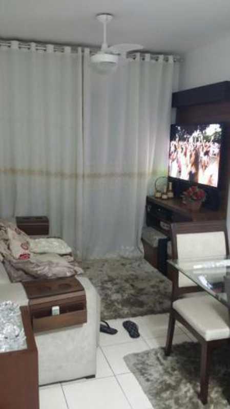 086522017835666 - Apartamento à venda Estrada do Tindiba,Pechincha, Rio de Janeiro - R$ 370.000 - PEAP20519 - 1