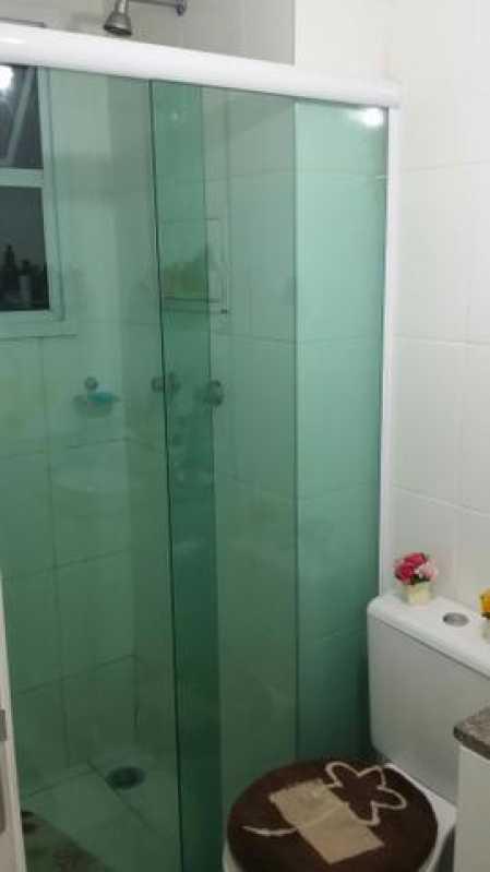 088522018892369 - Apartamento à venda Estrada do Tindiba,Pechincha, Rio de Janeiro - R$ 370.000 - PEAP20519 - 9