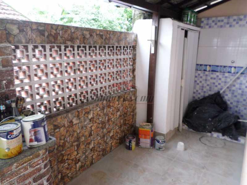 QUINTAL FOTO 2 - casa a 03 quartos a venda no pechincha - PECN30009 - 16