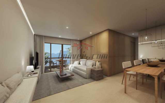 SALA1280 - Terreno 1350m² à venda Rua Ana Silva,Pechincha, Rio de Janeiro - R$ 1.960.000 - PEMF00003 - 3