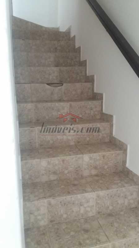 8 - Casa à venda Rua Renato Meira Lima,Tanque, Rio de Janeiro - R$ 449.000 - PECA30212 - 9