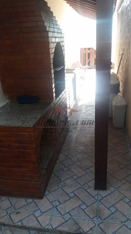 19 - Casa à venda Rua Renato Meira Lima,Tanque, Rio de Janeiro - R$ 449.000 - PECA30212 - 20