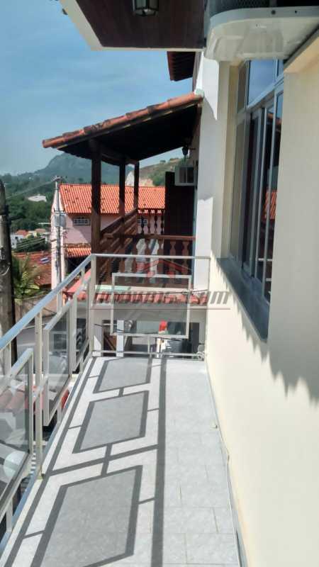 2 - Casa em Condomínio à venda Rua Ipadu,Jacarepaguá, Rio de Janeiro - R$ 550.000 - PECN30018 - 3