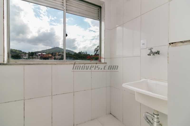 9 - Apartamento à venda Rua Manuel Vieira,Tanque, Rio de Janeiro - R$ 189.000 - PEAP20638 - 10