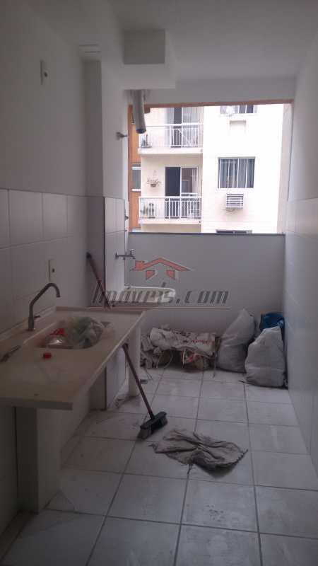 8 - Apartamento à venda Rua André Rocha,Taquara, Rio de Janeiro - R$ 260.000 - PEAP20639 - 10
