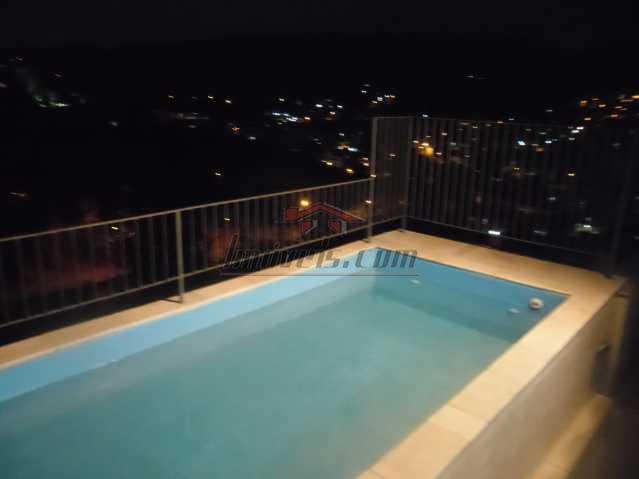 SAM_1220 - Cobertura à venda Estrada Pau-Ferro,Pechincha, Rio de Janeiro - R$ 600.000 - PECO30045 - 27