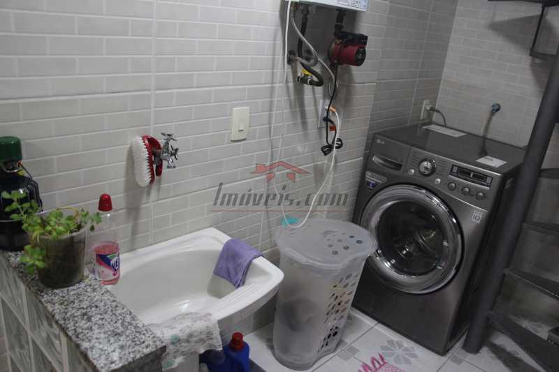 LAVANDERIA - Cobertura à venda Rua Barão de Cotegipe,Vila Isabel, Rio de Janeiro - R$ 750.000 - PSCO30048 - 19
