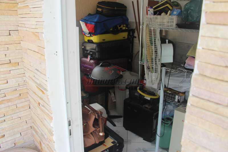 QUARTO SEGUNDO ANDAR - Cobertura à venda Rua Barão de Cotegipe,Vila Isabel, Rio de Janeiro - R$ 750.000 - PSCO30048 - 24