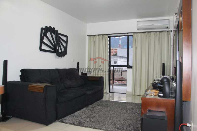 SALA ANGULO 2 - Cobertura à venda Rua Barão de Cotegipe,Vila Isabel, Rio de Janeiro - R$ 750.000 - PSCO30048 - 3