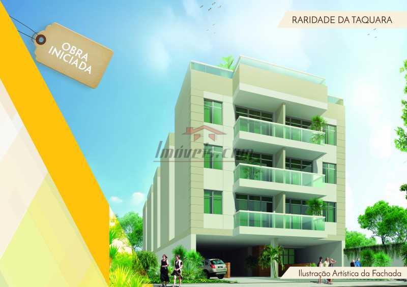 img27 - Terreno 943m² à venda Rua Brigadeiro João Manuel,Tanque, Rio de Janeiro - R$ 1.690.000 - PEMF00011 - 5