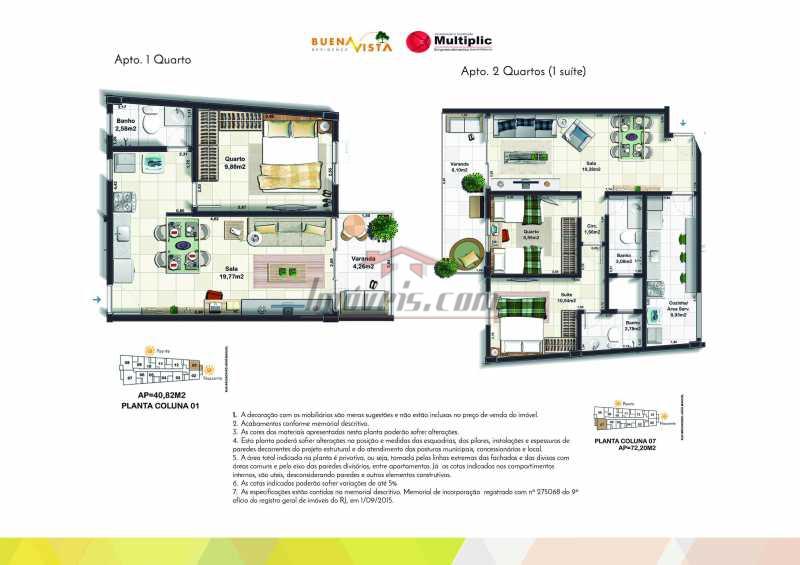 img51 - Terreno 943m² à venda Rua Brigadeiro João Manuel,Tanque, Rio de Janeiro - R$ 1.690.000 - PEMF00011 - 13