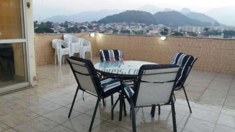 13. - Cobertura à venda Avenida dos Mananciais,Taquara, Rio de Janeiro - R$ 590.000 - PECO20026 - 23