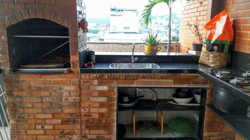 14. - Cobertura à venda Avenida dos Mananciais,Taquara, Rio de Janeiro - R$ 590.000 - PECO20026 - 25
