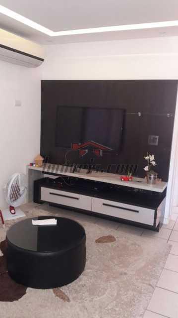 2 - Casa em Condomínio à venda Rua Retiro dos Artistas,Pechincha, Rio de Janeiro - R$ 550.000 - PECN20219 - 4