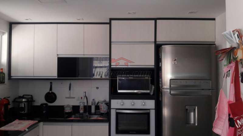 9 - Casa em Condomínio à venda Rua Retiro dos Artistas,Pechincha, Rio de Janeiro - R$ 550.000 - PECN20219 - 13