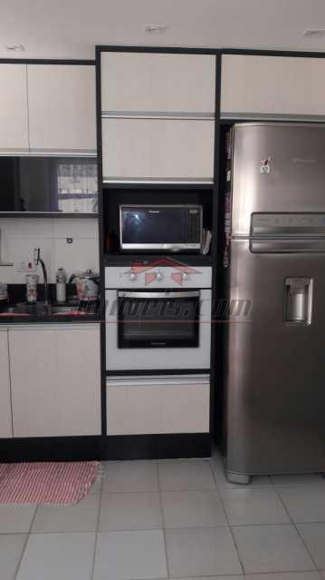 14 - Casa em Condomínio à venda Rua Retiro dos Artistas,Pechincha, Rio de Janeiro - R$ 550.000 - PECN20219 - 15