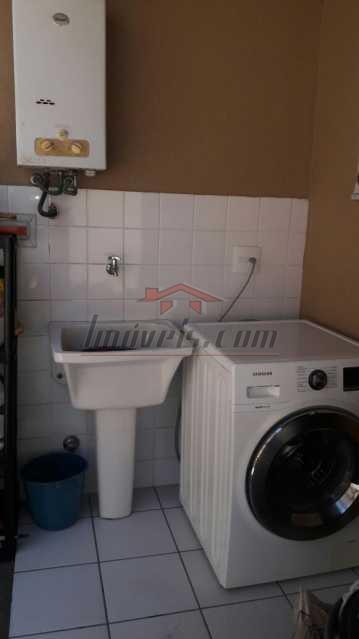19 - Casa em Condomínio à venda Rua Retiro dos Artistas,Pechincha, Rio de Janeiro - R$ 550.000 - PECN20219 - 21