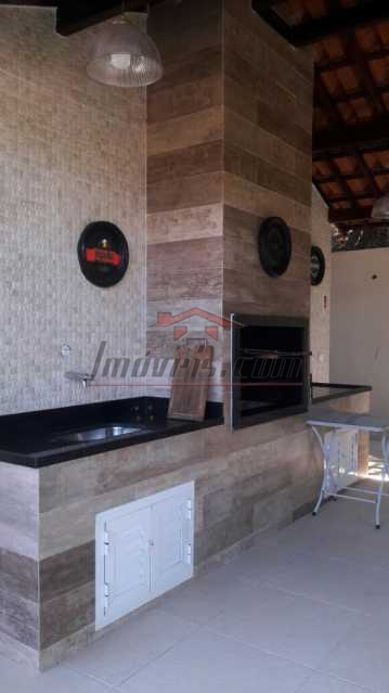 26 - Casa em Condomínio à venda Rua Retiro dos Artistas,Pechincha, Rio de Janeiro - R$ 550.000 - PECN20219 - 29