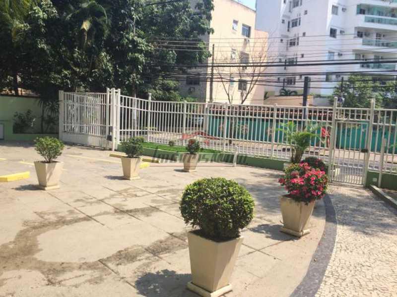 13 - Apartamento à venda Rua Ituverava,Anil, Rio de Janeiro - R$ 490.000 - PEAP30327 - 15