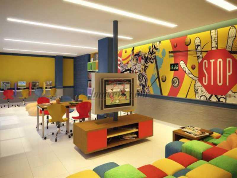 12 - Apartamento à venda Estrada dos Bandeirantes,Curicica, Rio de Janeiro - R$ 395.000 - PEAP20775 - 11