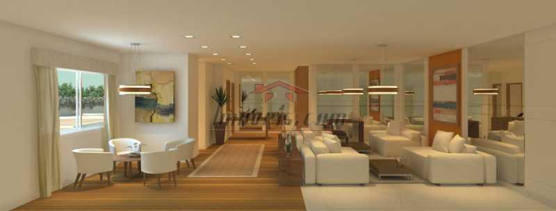 15 - Apartamento à venda Estrada dos Bandeirantes,Curicica, Rio de Janeiro - R$ 395.000 - PEAP20775 - 14