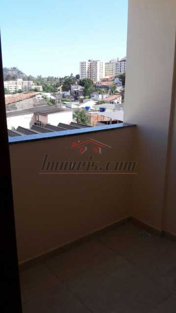 17 - Casa em Condomínio à venda Rua Comendador Siqueira,Pechincha, Rio de Janeiro - R$ 450.000 - PECN30298 - 18