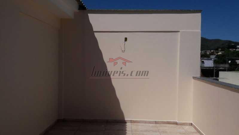 21 - Casa em Condomínio à venda Rua Comendador Siqueira,Pechincha, Rio de Janeiro - R$ 450.000 - PECN30298 - 19