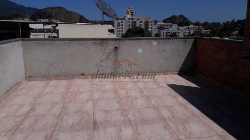 14 - Casa à venda Rua Comendador Siqueira,Pechincha, Rio de Janeiro - R$ 440.000 - PECA30254 - 19