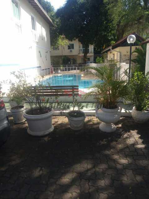 b5babecf-668e-4c4c-886a-f1aa4f - Casa em Condomínio à venda Rua Caniu,Pechincha, Rio de Janeiro - R$ 358.000 - PECN30035 - 22