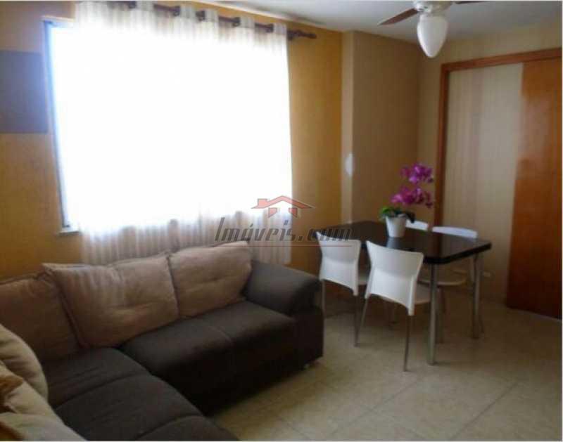 02 - Apartamento à venda Estrada dos Bandeirantes,Curicica, Rio de Janeiro - R$ 235.000 - PEAP20813 - 3