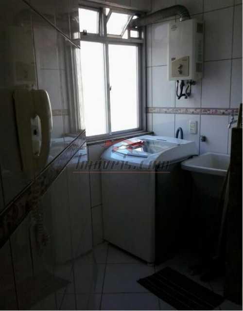 08 - Apartamento à venda Estrada dos Bandeirantes,Curicica, Rio de Janeiro - R$ 235.000 - PEAP20813 - 9