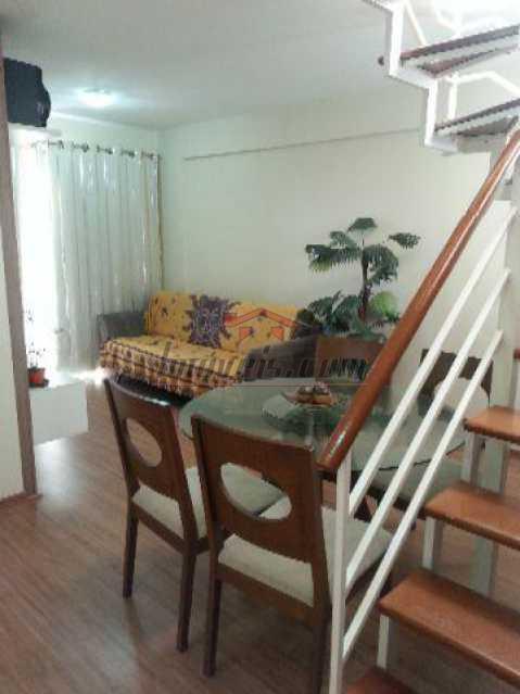 993617024497049 - Cobertura à venda Estrada Japore,Jardim Sulacap, Rio de Janeiro - R$ 480.000 - PSCO30054 - 4