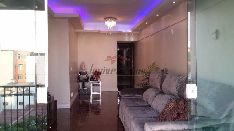 00 - Apartamento à venda Rua Sousa Franco,Vila Isabel, Rio de Janeiro - R$ 480.000 - PEAP20826 - 1