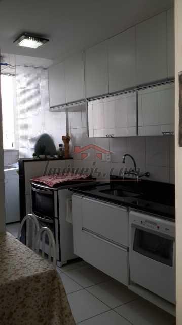 011 - Apartamento à venda Rua Sousa Franco,Vila Isabel, Rio de Janeiro - R$ 480.000 - PEAP20826 - 16