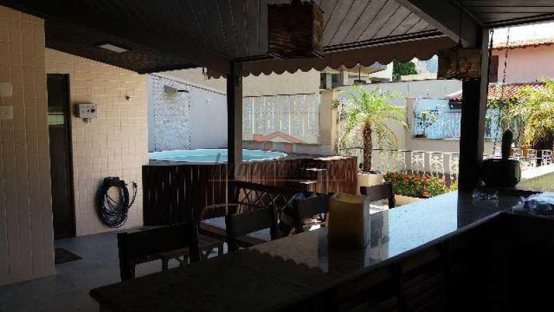 01 - Casa em Condomínio à venda Rua Antônio Cordeiro,Jacarepaguá, Rio de Janeiro - R$ 798.000 - PSCN30112 - 3