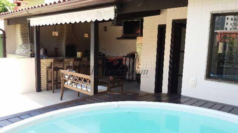 02 - Casa em Condomínio à venda Rua Antônio Cordeiro,Jacarepaguá, Rio de Janeiro - R$ 798.000 - PSCN30112 - 4