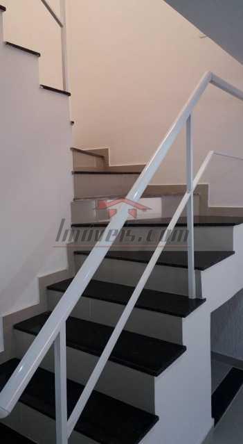 sul5 - Casa em Condomínio à venda Rua Euzebio de Almeida,Jardim Sulacap, BAIRROS DE ATUAÇÃO ,Rio de Janeiro - R$ 320.000 - PECN20067 - 8