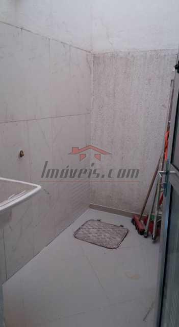 sul11 - Casa em Condomínio à venda Rua Euzebio de Almeida,Jardim Sulacap, BAIRROS DE ATUAÇÃO ,Rio de Janeiro - R$ 320.000 - PECN20067 - 21