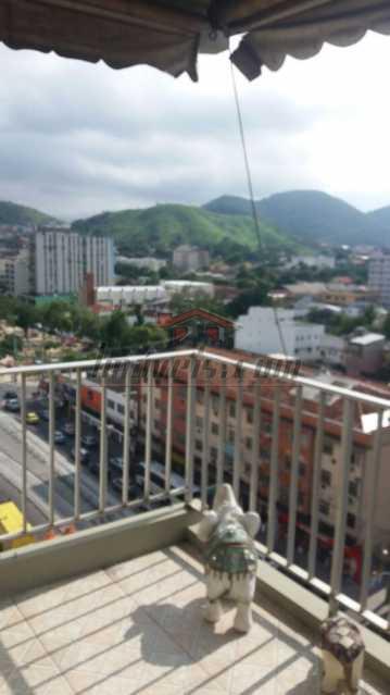 03 - Apartamento à venda Rua Cândido Benício,Campinho, Rio de Janeiro - R$ 230.000 - PSAP21087 - 4