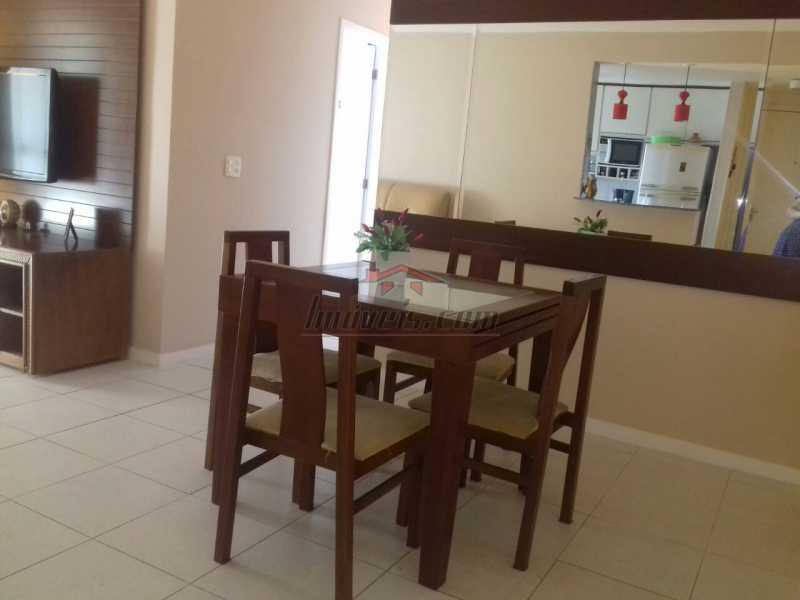4. - Apartamento à venda Avenida Olof Palme,Barra da Tijuca, Rio de Janeiro - R$ 490.000 - PSAP30404 - 11