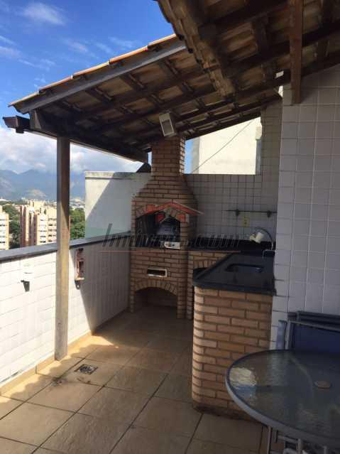 IMG-20170406-WA0042 - Cobertura Estrada Capenha,Pechincha,Rio de Janeiro,RJ À Venda,3 Quartos,138m² - PECO30068 - 20