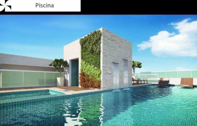 54d3a77a03be7 - Apartamento à venda Rua Cândido Benício,Campinho, Rio de Janeiro - R$ 409.100 - PEAP30397 - 1