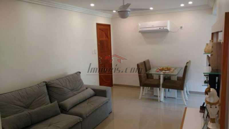 00 - Apartamento à venda Rua Parintins,Praça Seca, Rio de Janeiro - R$ 274.500 - PEAP20968 - 1