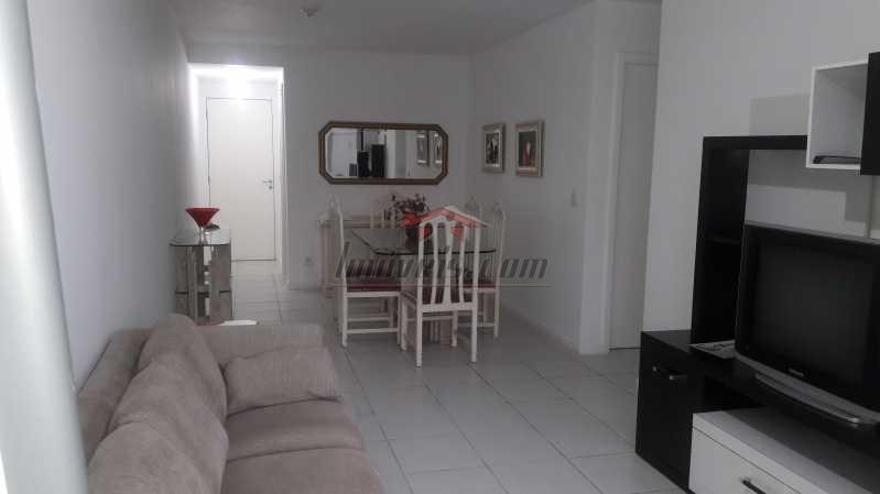 01 - Apartamento à venda Avenida Cláudio Besserman Vianna,Barra da Tijuca, Rio de Janeiro - R$ 460.000 - PEAP20976 - 3