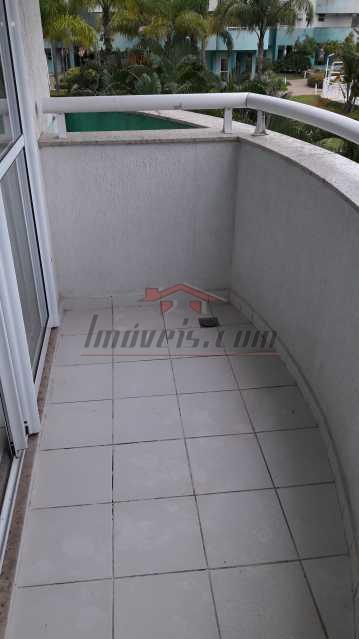 04 - Apartamento à venda Avenida Cláudio Besserman Vianna,Barra da Tijuca, Rio de Janeiro - R$ 460.000 - PEAP20976 - 6