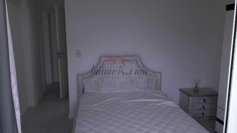 06 - Apartamento à venda Avenida Cláudio Besserman Vianna,Barra da Tijuca, Rio de Janeiro - R$ 460.000 - PEAP20976 - 8